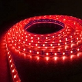 Red LED Car Strip Under Light Neon Footwell Flexible Car Styling Decoration