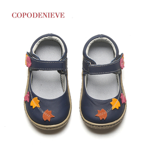 Image 4 - Copodenieve zapatos de cuero para niñas, zapatos escolares, de vestir, zapatos mary jane, accesorios para bebés