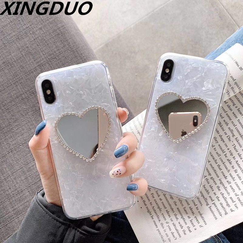 Xingduo Jewelled Rhinestone Case For Iphone X Xr Xs Max Phone Case