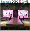 Leeman P3.91 Outdoor SMD --- Full color indoor rental LED display video wall curtain P3.9 P4.8 P5.2 advertising and stage