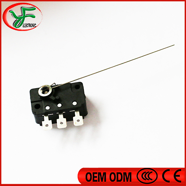 25 pcs/lot Arcade Coin Switch Three legged needle Microswitch For ...