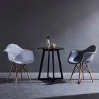 Armrest dining chair...
