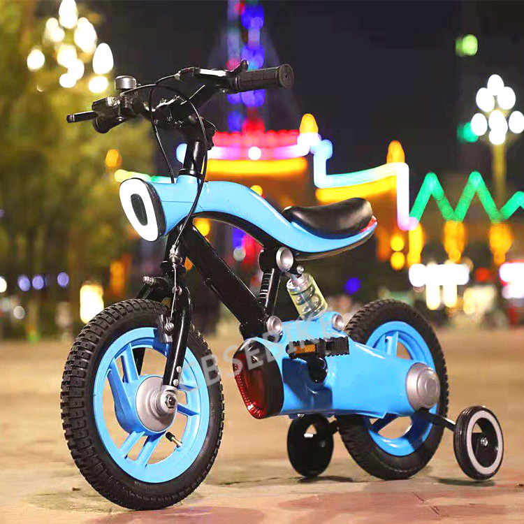 Cbsebike Anak Sepeda 12 Inch 3-6 Tahun Anak Laki-laki Tua Gadis Anak Sepeda Anak Belajar Tambahan Roda Anak Sepeda Anak