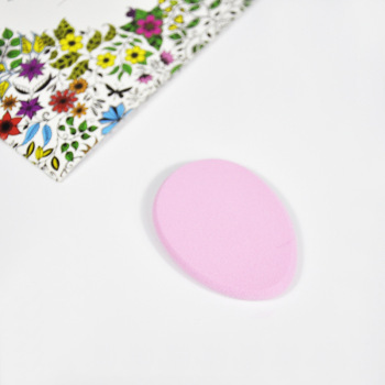 Velvet Makeup Sponge Microfiber Fluff Surface Cosmetic Puff Make Up Blender Puff Powder Foundation Concealer Cream CC24 4