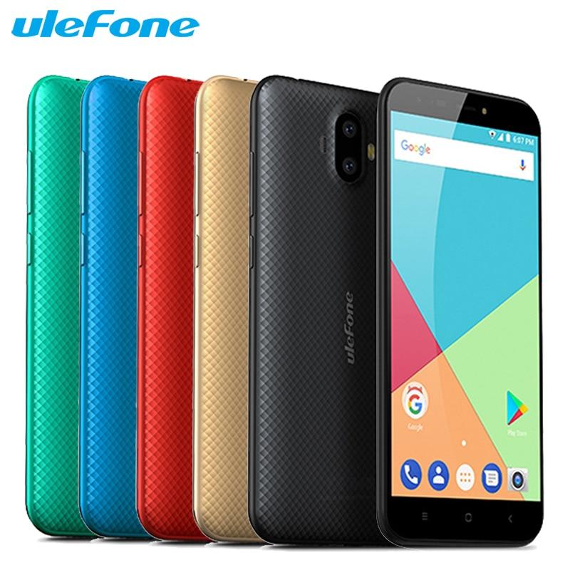 Original Ulefone S7 Mobile Phone 5 0 Inch Screen 1GB RAM 8GB ROM MTK6580A Quad Core
