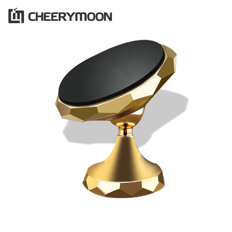 CHEERYMOON Polygon Instrumentbräda Universal Magnetisk - Reservdelar och tillbehör för mobiltelefoner - Foto 1