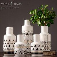 Ceramic Vase Ideas Scandianvia Style Vase Art Designs Classic Grain Bulk Vase For Sale