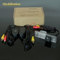 Yeshibation Wireless RCA/AUX Video Transmitter Receiver Kit For GMC Terrain / Saturn Vue 2011~2013 Car DVD Monitor Rear View