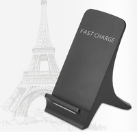 Q550 Fast Wireless Charger Support All QI Wireless Charging Standard Equipment With Unique Paris Tower Shape
