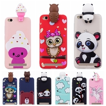 Soft TPU Phone Case for Coque Xiaomi Red Note 5 6 Red 6A 7 G