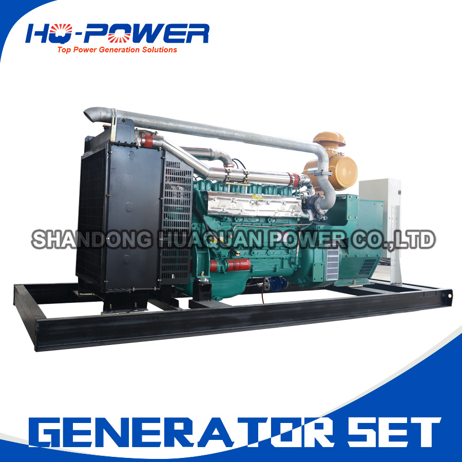 nature gas generator electricity generation 120kw/150kva foa sale