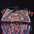 Envío gratis! bolsas bordadas pequeño bolso precioso bordado de un hombro mujeres del cruz cuerpo del bolso bolsos de moda