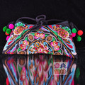 Free Shipping !Embroidered bags small bag gorgeous embroidery one shoulder cross-body women's handbag fashion bags