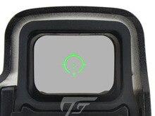 JJ Airsoft XPS 3 2 אדום/ירוק דוט, QD הר (שחור/טאן) קנה אחד קבל אחד חינם Killflash/להרוג פלאש