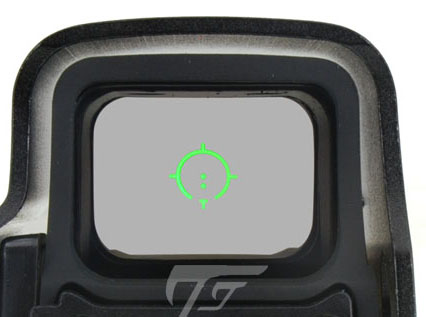 JJ Airsoft XPS 3-2 Röd / Grön punkt, QD Mount (Svart) Köp en Få en gratis Killflash / Kill Flash