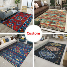 New European style Modern Carpets High quality Fashion Bedroom Living Room study Bedside large Area Rugs Customized