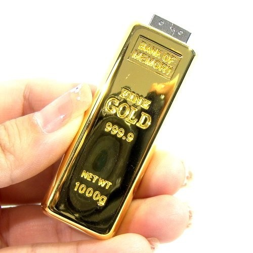 Gold bar pendrive 128GB 64GB 32GB 16GB 8GB