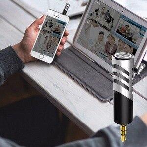Image 5 - Беспроводной микрофон для телефона однонаправленный R1 Мини электретный конденсаторный микрофон мобильный телефон микрофон Запись для ток шоу/речи