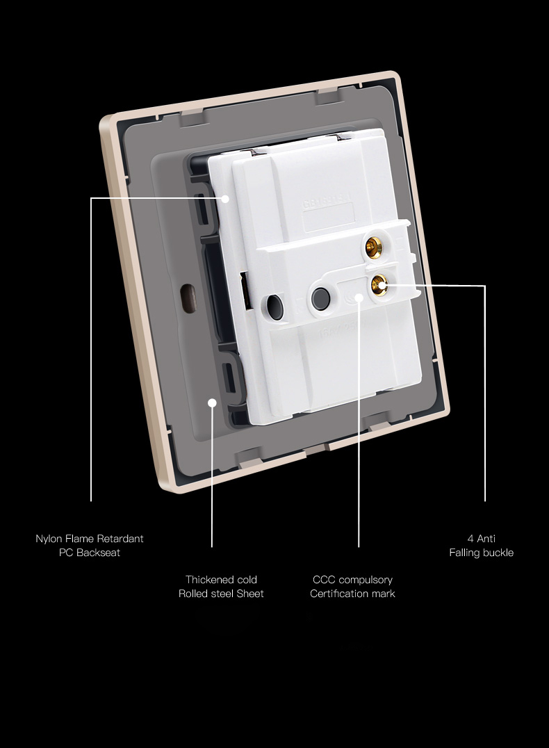 1-2-3-4-Gang-1-2-Way-Household-Switch-Socket-type-86-wall-with-led(4)