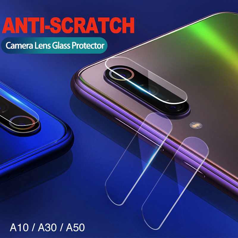 Transparent-Protective-Tempered-Glass-for-Samsung-A50-A70-A30-A20-Full-Cover-Camera-Len-Film-for