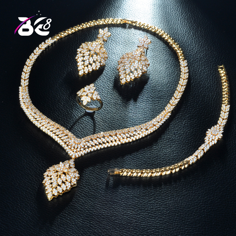 Be 8 Beauty Design Big Pendant Necklace Full Jewelry Sets for Women Bridal Wedding Accessories Jewelry Wholesale Price S242Be 8 Beauty Design Big Pendant Necklace Full Jewelry Sets for Women Bridal Wedding Accessories Jewelry Wholesale Price S242