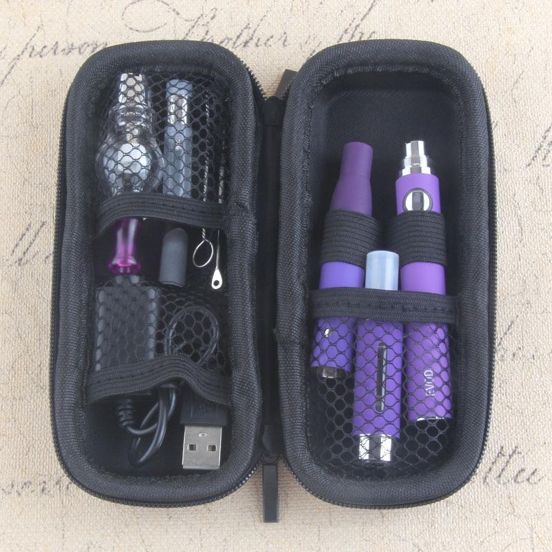 yunkang 4 in 1 Dry herb vaporizer evod mini kit dry Herbal vaporizer wax Vape pen 650/900/1100mah battery MT3 CE3 atomizer mini dry