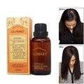 10 unidades CZMIL esencia del crecimiento del pelo cuidado del cabello aceite líquido Anti Off Germinal bloqueando Alopecia anti-seborreica rápido productos del crecimiento del pelo
