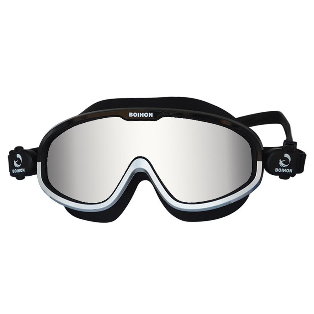 Professional Water Glasses Swimming Goggles Adults Waterproof Swim Uv Anti Fog Adjustable Glasses Oculos Espelhado Pool Glasses