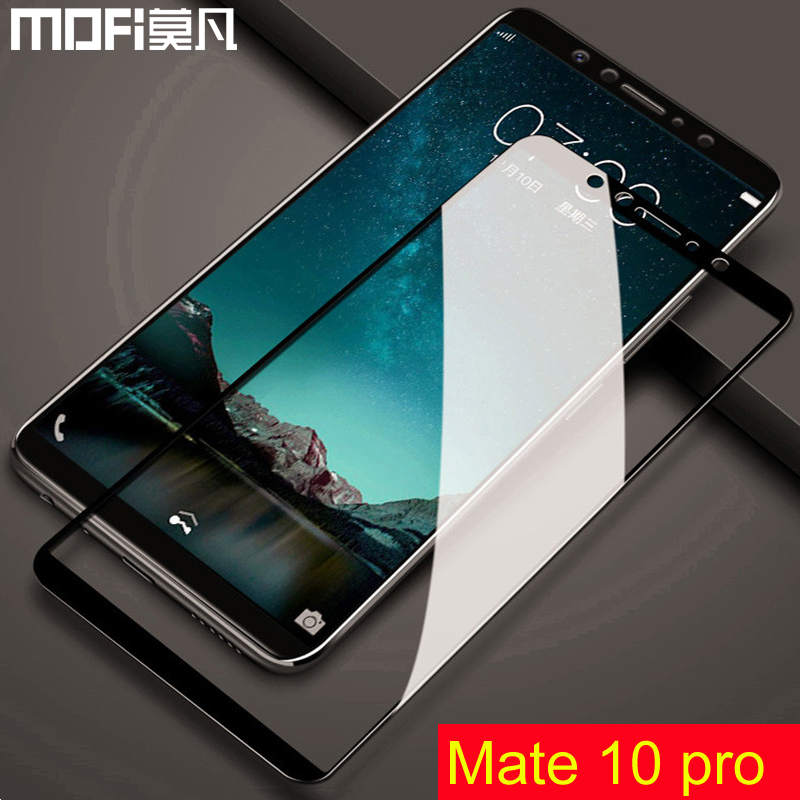 Best buy ) }}huawei mate 10 pro glass Mofi full cover 6.0 inch film