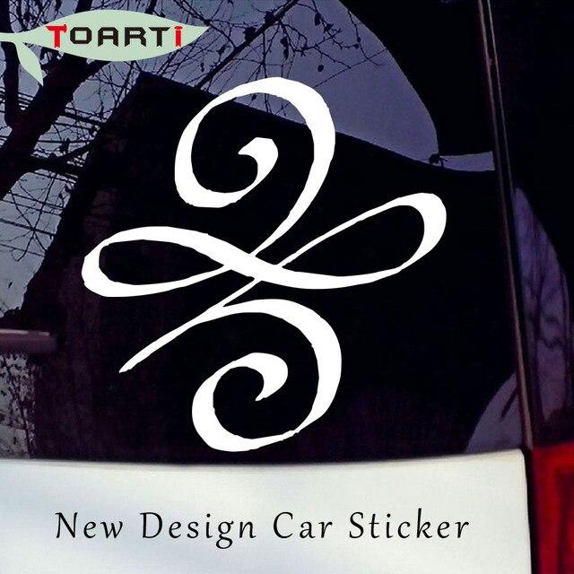 Art Design Celtic New Beginnings Symbol Knot Vinyl Diy Car Door