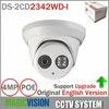Hikvision DS 2CD2342WD I English Version 4MP Camera EXIR CCTV Camera 120dB WDR P2p Ip Camera