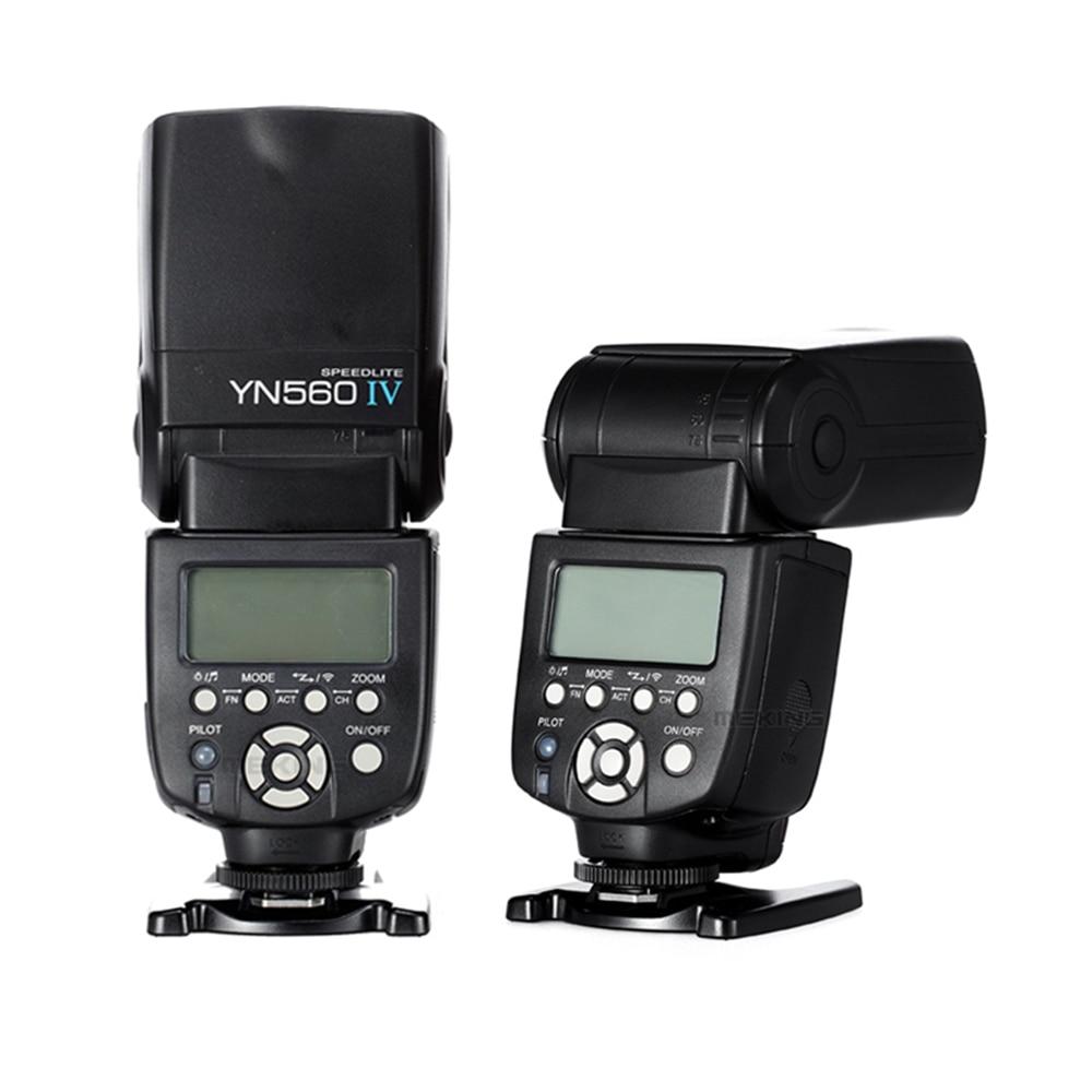 Yongnuo YN-560 IV YN560IV YN560 IV Universel Sans Fil Flash Speedlite Pour Canon Nikon Pentax Olympus Fujifilm Panasonic Sony A99 - 2