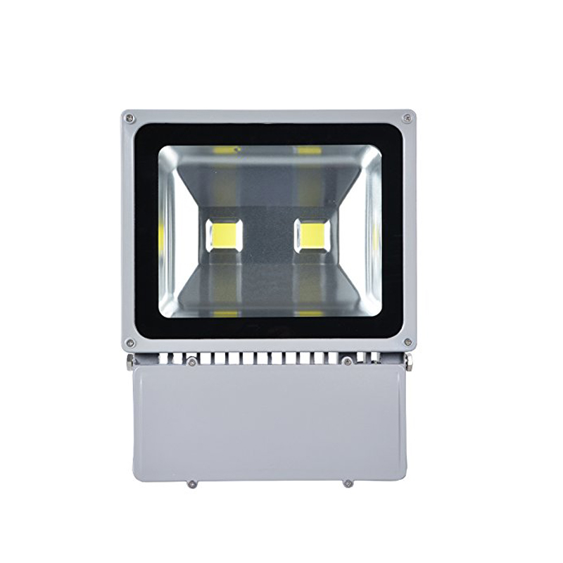 100W LED Flood Light 2*50w 2 leds Warm White RGB Color waterproof IP65 loading bays lamp outdoor floodlights 3 Years Warranty ultrathin led flood light 200w ac85 265v waterproof ip65 floodlight spotlight outdoor lighting free shipping