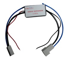 16MHz FM Band Expander Converter For Honda Radio Shifter Frequency