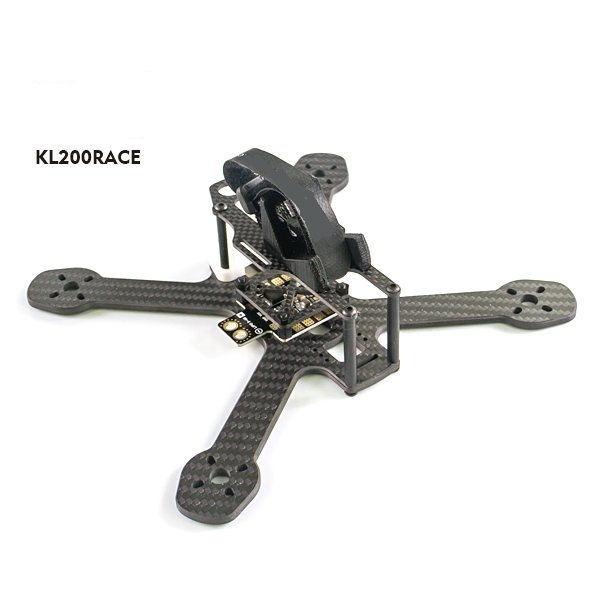 KL200Race Racing Quadcopter with PCB Board