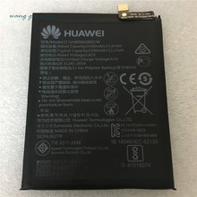 2018 New Original for Huawei HB386280ECW Rechargeable Li-ion phone battery For Huawei honor 9 P10 Ascend P10 3200mAh hua wei original battery hb386280ecw for huawei ascend p10 honor 9 mobile phone batteria li ion 3200mah tools