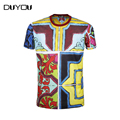 Luxury Men's Color Round Neck Cotton T-shirt Daily Casual Summer Thin T-shirt Men!Free Shipping
