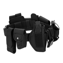 Gun Holsters Tactical-Belt Police Pouches Hunting-Accessories Heavy-Duty NEW