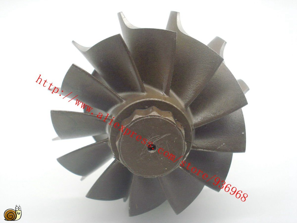 US $40 92 11% OFF|HX55 Turbine wheel 72mm*86mm 12blades,Turbocharger parts  supplier AAA Turbocharger Parts-in Turbo Chargers & Parts from Automobiles