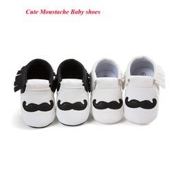 2016 baby girl boy moustache shoes fashion toddler fringe moccasins chaussure bebes fille garcon zapatos menina.jpg 250x250