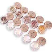 Hot Miss Rose Glitter Eye Shadow Shimmer Metallic Eyeshadow Makeup