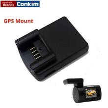 Conkim GPS крепление для автомобиля тире Камера мини 0806 S Двойной объектив Мини 0906 Подставки для GPS в автомобиль держатель для Видеорегистраторы для автомобилей мини 0806 Новый версия Micro USB