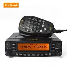 Mobile Transceiver Automotive Radio Station Quad Band 29/50/144/430Mhz VV VU UU Dual Receiver car station Walkie Talkie TC-9900