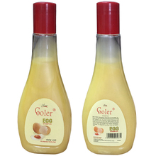 Eggs Hair Shampo Anti-Itching Hair Care  Protect