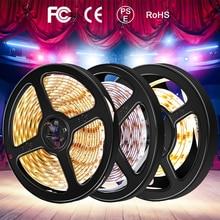 Led Wall Lamp Motion Sensor Light Strip Tira 5V DIY Flexible Tube 1M 2M 3M Dimmable Home Decoration Night Lighting