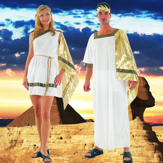 US $28 1 |New Cosplay Costumes National Prince and Princess of Greece Wise  Man Ancient Greece Suit Halloween Make Up Party Suit B 5166-in Boys