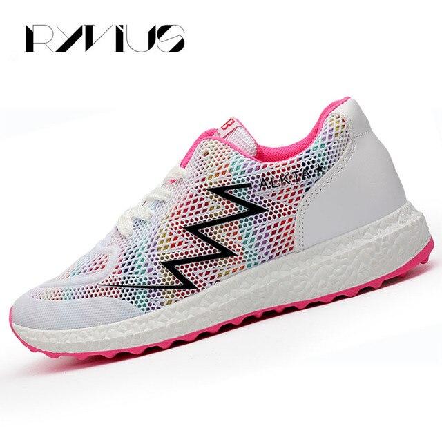 Mesh Ladies Running Shoes Trainers Fitness Running