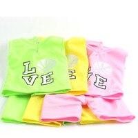 3 цвета новый стиль спортивной одежды для 18 дюймов американская кукла N14 + N15 + N16