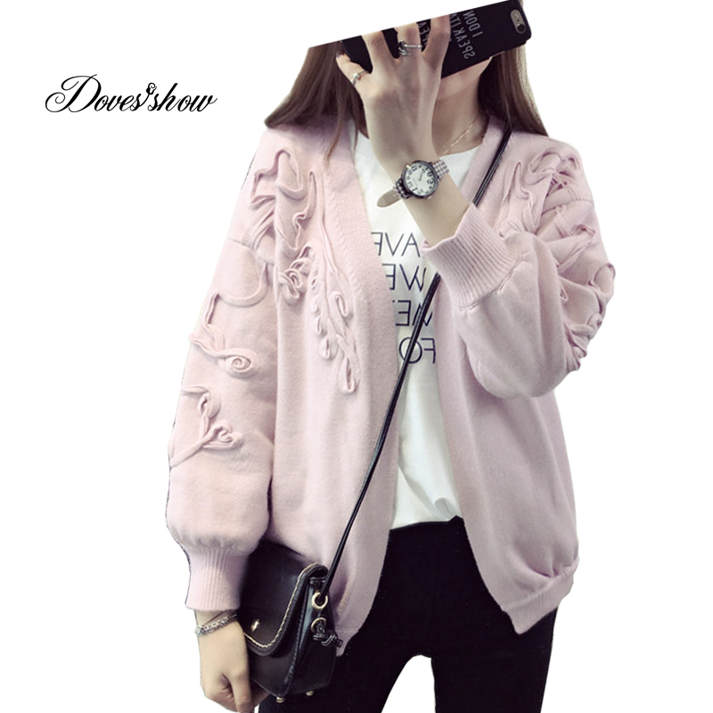 Women Oversized Poncho Sweater Cardigans Short Knitted Sweater Mujer Casual Women Spring Autumn Winter Sweaters Outwear Jacket
