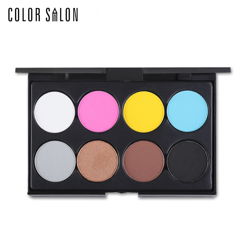 Like two palettes in one, this travel-ready case holds eight nude-mauve, soft berry, and muted rose eyeshadow shades on one side and four coordinating shades of blush and highlighter on the other. This trend has never been hotter, and these shades are made to be flattering on all skin tones. Feeling.